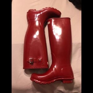 Ladies Hunter Boots